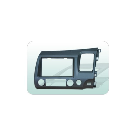HONDA CIVIC FD 1.8/ 2.0 2006-2009 Double Din Casing Panel [BN-25K8800R]