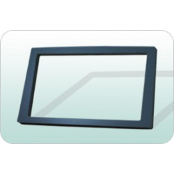 MAZDA 2002-2008MPV Double Din Casing Panel [AN-09M02]