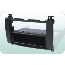 MERCEDES BENZ W169 2005 - 2009, W245 2005 - 2009, W639 2004 - 2008 Double or Single Din Casing Panel [BN-25F53084]