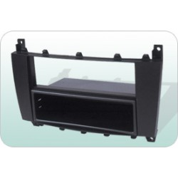 M-BENZ 2004-2007 w203, c209, w463 Double or Single Din Casing Panel [BN-25F53098]