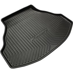 HONDA ACCORD 2013 - 2015 ORIGINAL ABS Rubber Anti Non Slip Rear Trunk Boot Cargo Tray Made in Japan