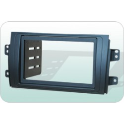 SUZUKI 2006-2009 SX4  Double Din Casing Panel [BN-25K947]
