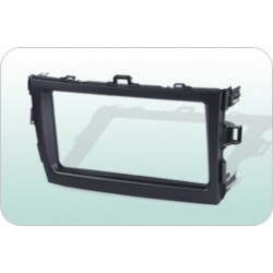 TOYOTA 2007-2009 COROLLAR ALTIS  Double Din Casing Panel [BN-25K963]