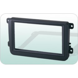 VOLKSWAGEN 2005-2009GOLF PASSAT, 06-09JETTA, 05-09CADDY  Double Din Casing Panel [BN-25F53094]