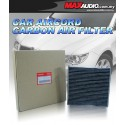 AUDI A4 &3994/ 80 &3993/ VOLKWAGEN Passat &3998 ORIGINAL Carbon Air-Cond Cabin Filter Extra Clean & Cold
