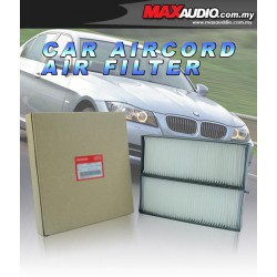 ORIGINAL Air-Cond Cabin Filter Extra Clean & Cold: MAZDA 3
