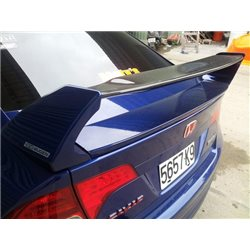 HONDA CIVIC FD/ FD2R 2006 - 2011 MUGEN Style Light Weight Real Carbon Fiber Rear Trunk Spoiler [FD C012]
