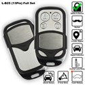 SKY 4-Button 13 Pin Full Set Multi Function Car Alarm System with Shock Sensor and Siren Made in Korea [L-B25-FULL]