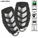 OEM 10 Pin 4-Button Multi Function Car Alarm System [L-A60]