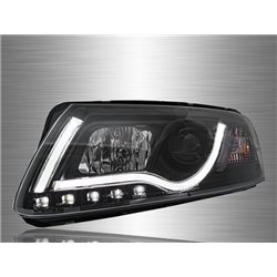 AUDI A6 2004 - 2011 EAGLE EYES DRL Projector LED Light Bar Head Lamp [HL-190]
