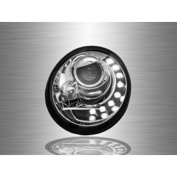 VOLKSWAGEN BEETLE 1998 - 2011 LED Starline Projector Head Lamp [HL-179]