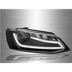 VOLKSWAGEN JETTA A6 2011 - 2017 A-Concept LED Light Bar Projector Head Lamp [HL-151]