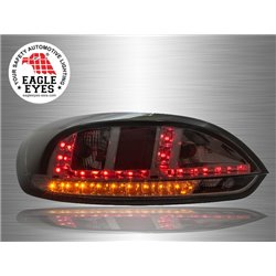 VOLKSWAGEN SCIROCCO 3rd Gen 2008 - 2017 EAGLE EYES Smoke LED Tail Lamp [TL-194]