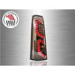 TOYOTA AVANZA 2003 - 2010 EAGLE EYES Full Smoke LED Tail Lamp [TL-191-1]