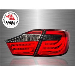 TOYOTA CAMRY XV50 2012 - 2014 EAGLE EYES Red Smoke LED Light Bar Tail Lamp [TL-213]