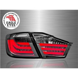 TOYOTA CAMRY XV50 2012 - 2014 EAGLE EYES Smoke LED Light Bar Tail Lamp [TL-213-1]
