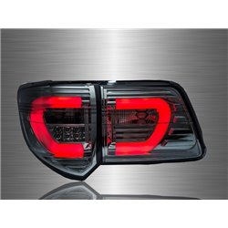 TOYOTA FORTUNER Facelift 2011 - 2014 Smoke LED Light Bar Tail Lamp [TL-240]