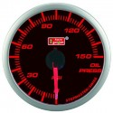 AUTOGAUGE 60mm Super Amber and White Oil Pressure Meter [302]