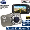 "ORIGINAL HELLA DR 520 Full HD 1080P 2.7"" LCD Display Car Driving Video Recorder Camera DVR (Free 16GB SD Card)"