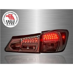 LEXUS IS250 IS350 2005 - 2012 EAGLE EYES Smoke LED Tail Lamp [TL-130-3]