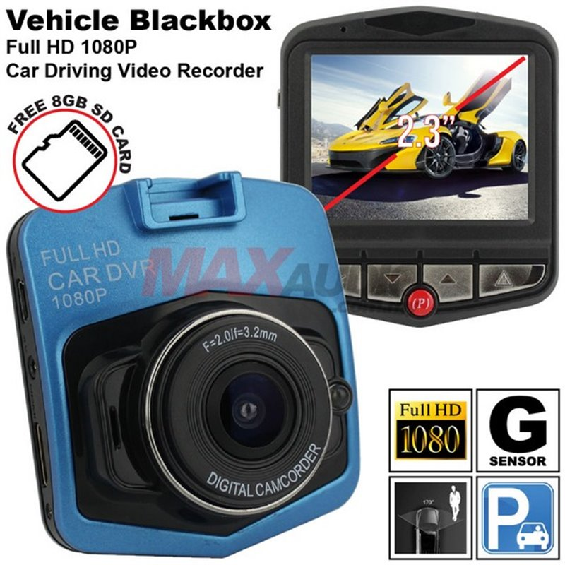 Black Box Dash Cam >> Buy Vehicle Blackbox Full Hd 1080p Wide Angle View 170 Degree Car