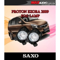 SAXO Fog Lamp Spot Light: PROTON EXORA Made in Korea [PR04]