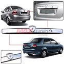 PROTON SAGA BLM SE FL FLX SV Rear Boot Trunk Bonnet Chrome Garnish Cover