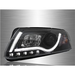 AUDI A6 C6 2004 - 2010 LED Light Bar Projector Head Lamp [HL-190]