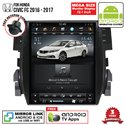 """HONDA CIVIC FC 2016 - 2017 MAX AUDIO 12"""" FULL ANDROID Double Din GPS USB BLUETOOTH IOS Mirror Link Player"""