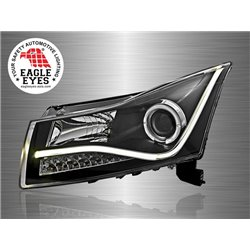 CHEVROLET CRUZE 2008 - 2016 EAGLE EYES CCFE LED Ring Light Bar Projector Head Lamp [HL-134]
