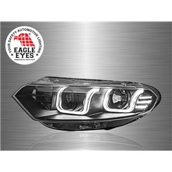 FORD ECO SPORT 2013 - 2017 EAGLE EYES U-Concept LED Light Bar Projector Head Lamp [HL-174]
