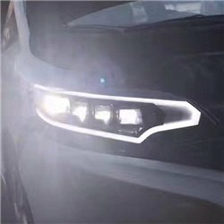 HONDA JAZZ/ FIT GK 2014 - 2017 Future Style LED Light Plank Daytime Rinning Light LED Projector Head Lamp
