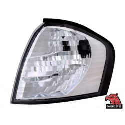 MERCEDES BENZ W202 C-Class 1994 -1999 EAGLE EYES Chrome Crystal Corner Lamp [CL-002-BENZ]