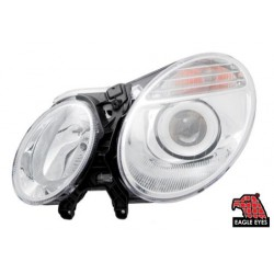 MERCEDES BENZ W211 E-Class 2006 - 2007 EAGLE EYES Chrome Projector Head Lamp [HL-034-BENZ]