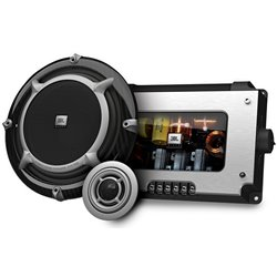 "JBL 670 GTi 6.5"" 150W RMS 600W Peak Power Competition Series 2-Way Reference Component Car Audio Speaker System Set"