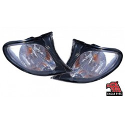 EAGLE EYES BMW 3 SERIES '02-'05 BLACK CRYSTAL CORNER LAMP[CL-001-BMW]