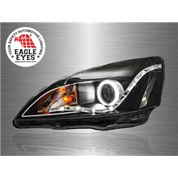 HONDA ACCORD 2003 - 2007 EAGLE EYES LED Starline CCFL Light Ring Projector Head Lamp [HL-119]