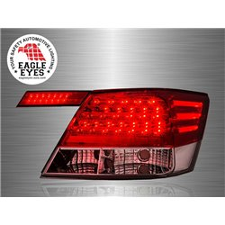 HONDA ACCORD 4D 2008 - 2012 EAGLE EYES Red Clear LED Tail Lamp [TL-147]