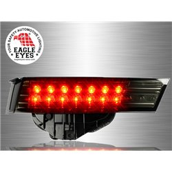 HONDA ACCORD 2008 - 2012 EAGLE EYES Smoke Lens Rear Bonnet Trunk Boot Shield LED Lamp [TL-147-R]