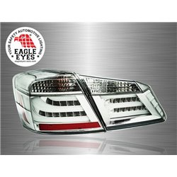 HONDA ACCORD 2013 - 2017 EAGLE EYES Smoke F-Style LED Light Bar Tail Lamp [HL-229-1]