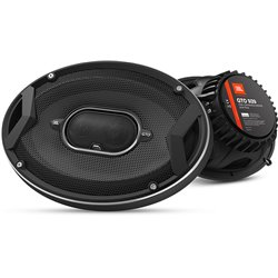 "JBL GTO939 6""x9"" 3-Way 200W RMS 300W Peak Power 3-ohms Component Car Audio Speaker with Edge Driven Tweeters System"