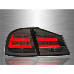HONDA CIVIC FD 2006 - 2011 Smoke Lens LED Light Bar Tail Lamp [TL-212-1]