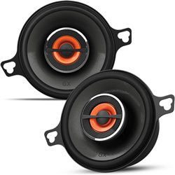 "JBL GX302 3.5"" 2-Way 50W RMS 150W Peak Power 2.3ohms Coaxial Car Audio Speaker System"