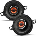 "JBL GX302 3.5"" 2-Way 50W RMS 150W Peak Power 2.3-ohms Coaxial Car Audio Speaker System"