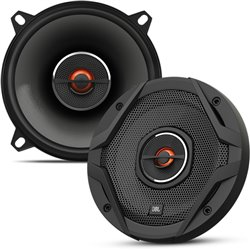 "JBL GX502 5.25"" 2-Way 90W RMS 270W Peak Power 2.3-ohms Coaxial Car Audio Speaker System"
