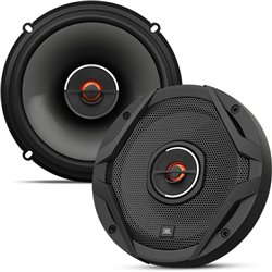 "JBL GX602 6.5"" 2-Way 120W RMS 360W Peak Power 2.3-ohms Coaxial Car Audio Speaker System"