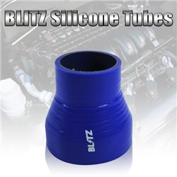 BLITZ 3 Layer Racing Silicone Straight Reducer Hose Tubes Connector