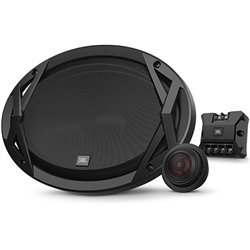 "JBL CLUB 9600C 6""x9"" 2-Way 100W RMS 300W Peak Power 3-ohms Car Audio Component Speaker with Edge Driven Tweeters System"