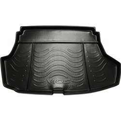 TOYOTA VIOS 2007 - 2012 ORIGINAL ABS Anti Non Slip Rear Trunk Boot Cargo Tray