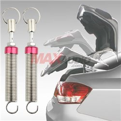Universal Fit Sedan Car Rear Trunk Boot Bonnet Automatic Flip Pop Up Lifting Spring Kit (1 Pair)